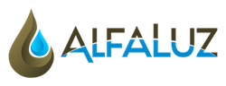 Logo cliente Alfaluz